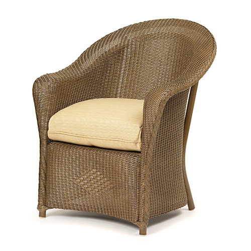 Attirant Wicker And Rattan Cushions | Lloyd Flanders Cushions