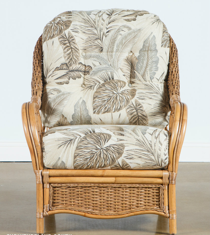 Wicker And Rattan Cushions | Lloyd Flanders Cushions