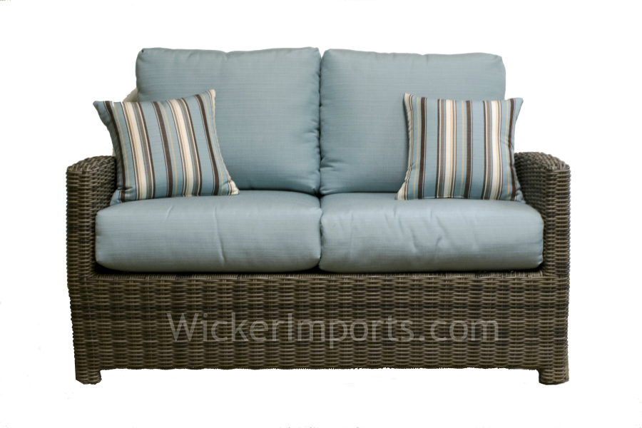 275LS - Bainbridge and Cabo Loveseat Cushions