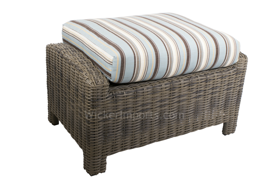 275O - Bainbridge and Cabo Rectangle Ottoman Cushion