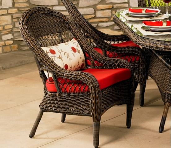 Brookwood and Berkshire Dining Chair Cushion