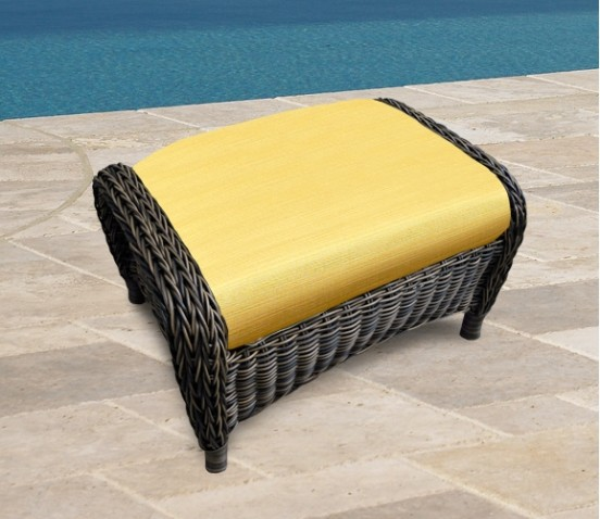 405O - Brookwood and Berkshire Ottoman Cushion