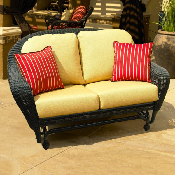 Charleston and Port Royal Double Glider Cushions