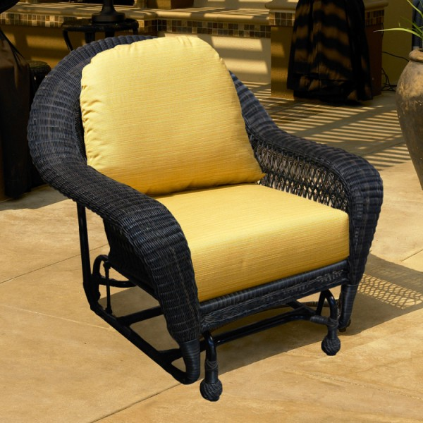 Charleston and Port Royal Single Glider Cushions