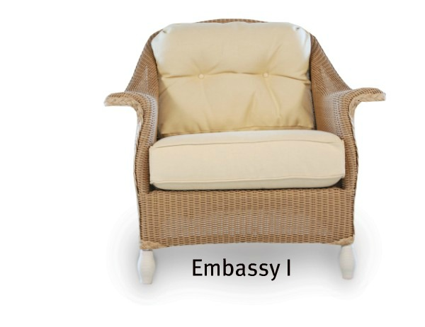 250C - Embassy I Chair Cushion
