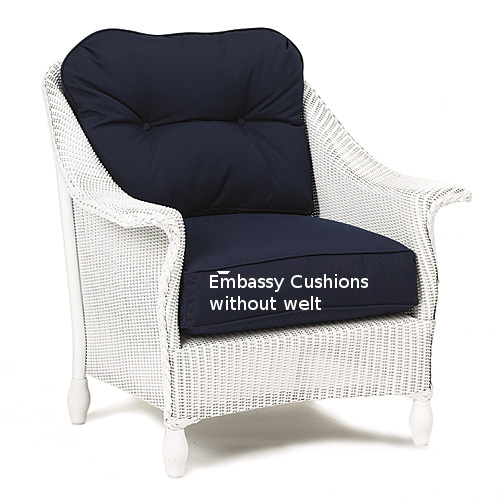 251C - Embassy II Chair Cushion