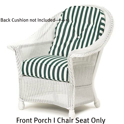 141C - Front Porch I Chair Seat Cushion