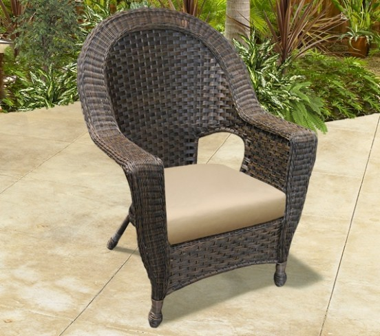 Georgetown and Augusta Dining Chair Cushion