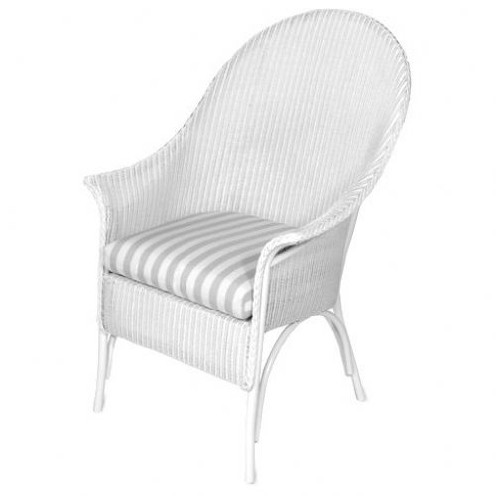Heirloom Hi Back Chair Cushion