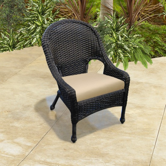 Monaco and Montclair Dining Chair Cushion