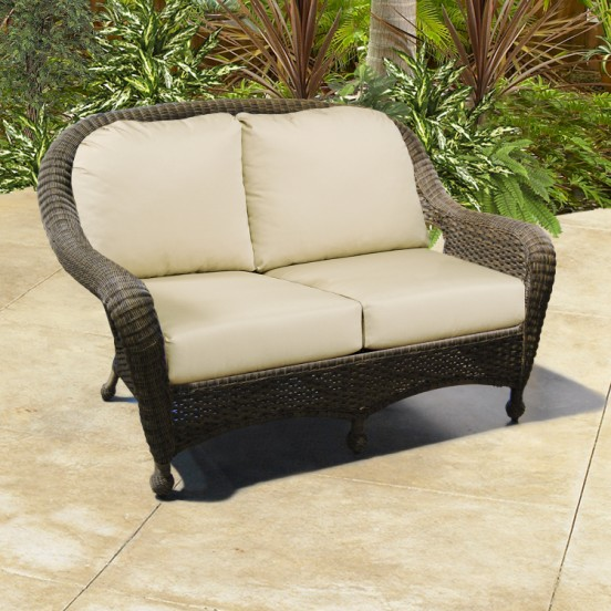 401LS - Monaco and Montclair Loveseat Cushions