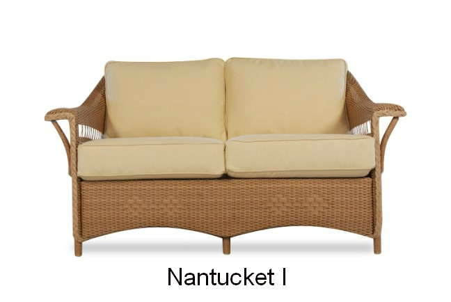510LS - Nantucket I Loveseat Cushions