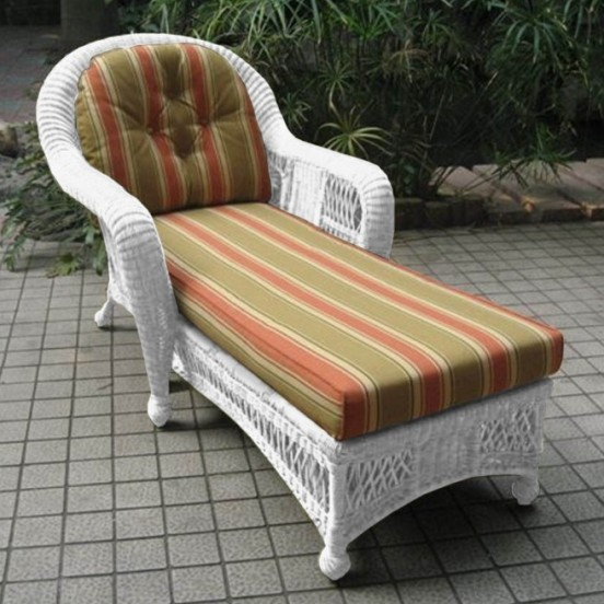 St. Lucia and Montego Stationary Chaise Lounge Cushions