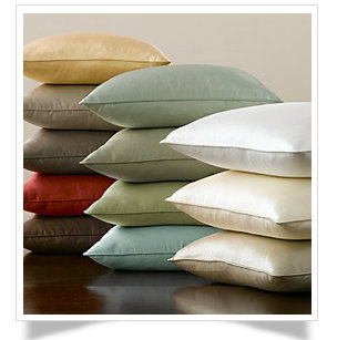 "13TW - 13"" Throw Pillows with welt"
