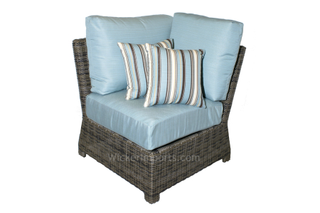 Bainbridge and Cabo Corner Chair Cushions