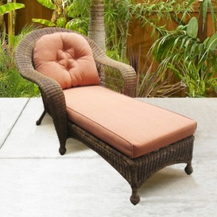 400CL - Charleston and Port Royal Stationary Chaise Lounge Cushions