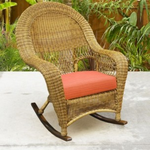 Charleston and Port Royal Rocker Cushion