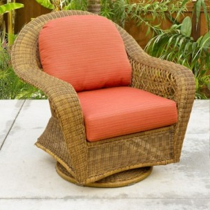 Charleston and Port Royal Swivel Glider Cushions