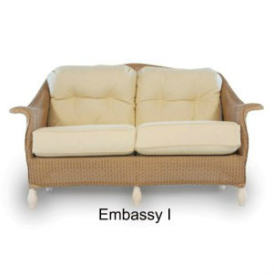 250LS - Embassy I Loveseat Cushions