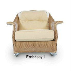 250R - Embassy I Rocker Cushion