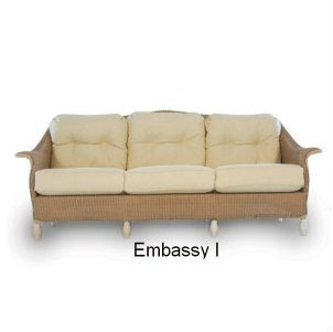 250S - Embassy I Sofa Cushions