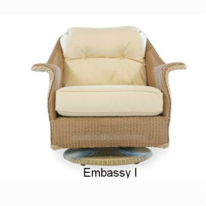 250SG - Embassy I Swivel Glider Cushions