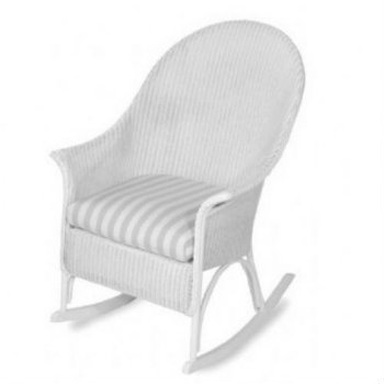 Heirloom High Back Rocker Cushion