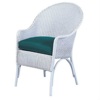 Heirloom High Back Dining Chair Cushion
