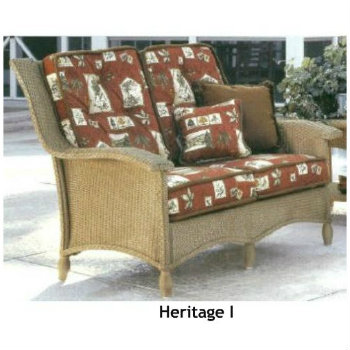 240LS - Heritage I Loveseat Cushion