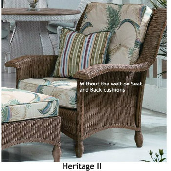 Heritage II Chair Cushion