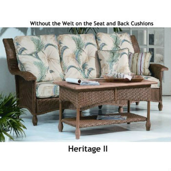 Heritage II Sofa Cushion