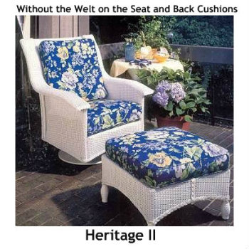 Heritage II Swivel Rocker Cushion