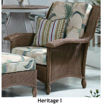 Heritage I Chair Cushion