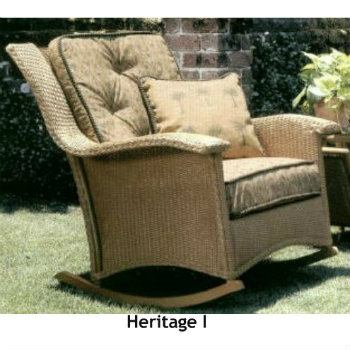Heritage I Rocker Cushion