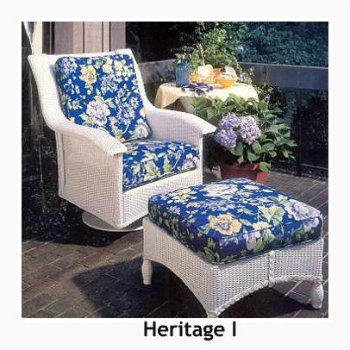 Heritage I Swivel Rocker Cushion