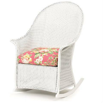 Keepsake High Back Rocker Cushion