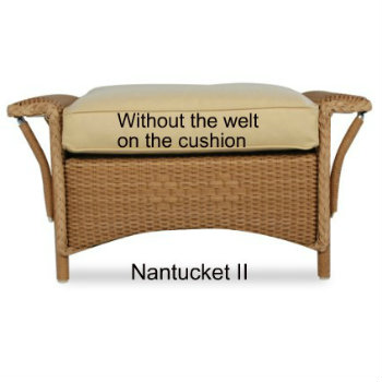 Nantucket II Ottoman Cushion