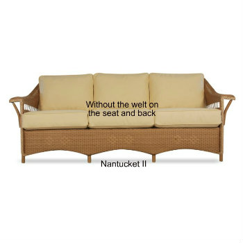 511SG - Nantucket II Sofa Cushions