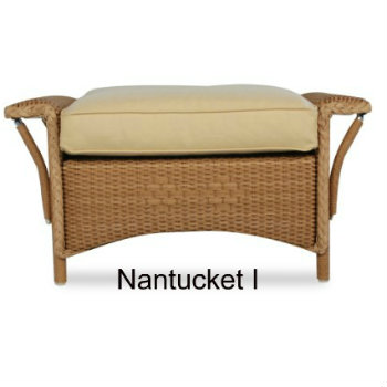 510O - Nantucket I Ottoman Cushion