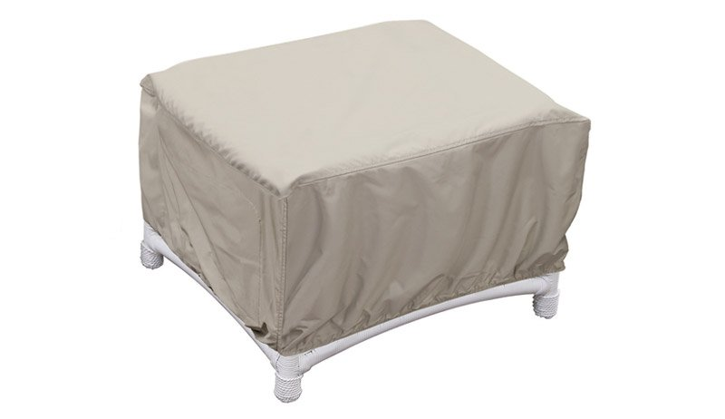 Ottoman and End Table Cover