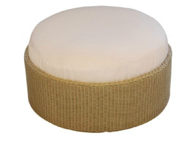 900RO - Reflections Round Ottoman Cushion