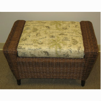 Summit Ottoman Cushion